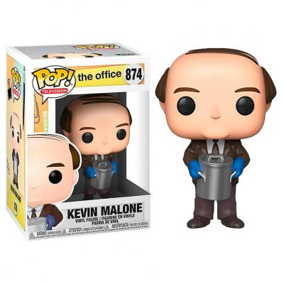 Figura POP The Office Kevin Malone with Chili - Imagen 1