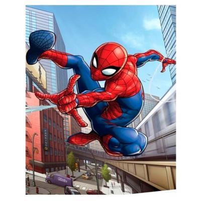 Manta polar Spiderman Marvel - Imagen 1