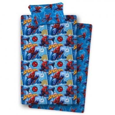 Juego sabanas Spiderman Marvel 105cm - Imagen 1