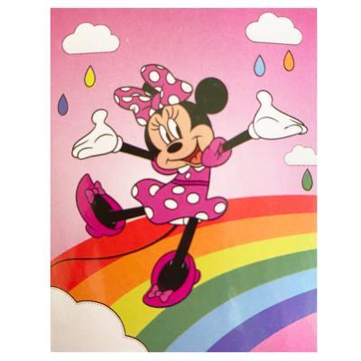 Manta polar Minnie Disney - Imagen 1