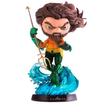 Figura Mini Co Aquaman DC Comics 19cm - Imagen 1