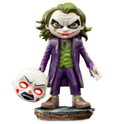 Figura Mini Co The Joker The Dark Knight DC Comics 15cm - Imagen 1
