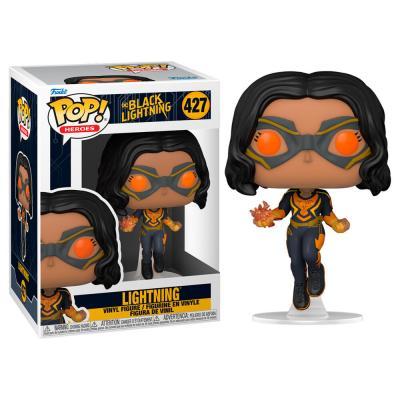 Figura POP DC Black Lightning - Lightning - Imagen 1