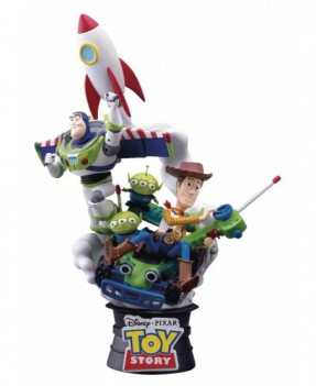 BEAST KINGDOM TOY STORY PVC...