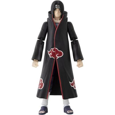 Figura Uchiha Itachi Anime Heroes Naruto Shippuden 15cm - Imagen 1