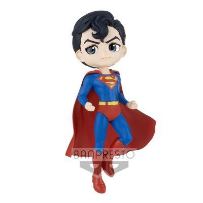 Figura Superman DC Comics Q posket ver.A 15cm - Imagen 1