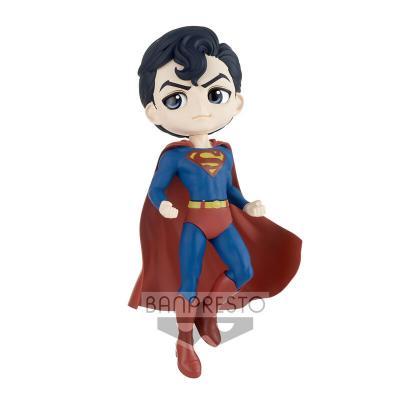 Figura Superman DC Comics Q posket ver.B 15cm - Imagen 1