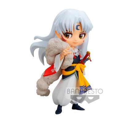 Figura Sesshomaru Inuyasha Q posket ver.A 14cm - Imagen 1