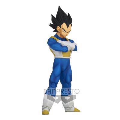 Figura Vegeta Burning Fighters Dragon Ball Z 15cm - Imagen 1