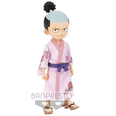Figura Kouzuki Momonosuke The Grandline Series One Piece 12cm - Imagen 1