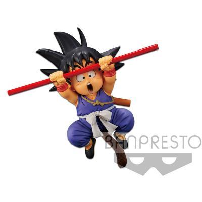 Figura Kids Son Goku Fes vol.9 Dragon Ball Super 11cm - Imagen 1