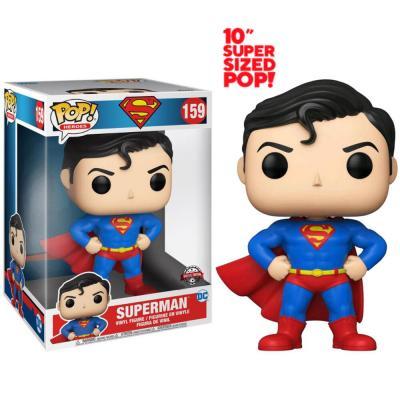 Figura POP DC Comics Superman Exclusive 25cm - Imagen 1