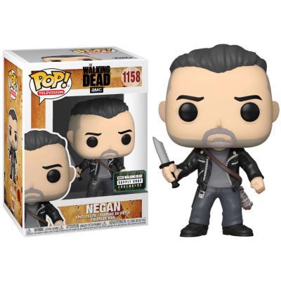 Figura POP Walking Dead Negan Exclusive - Imagen 1