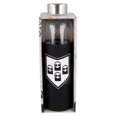 Botella cristal Call Of Dutty funda silicona 585ml - Imagen 1