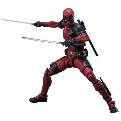 Figura SH Figuarts Deadpool Marvel 16cm - Imagen 1