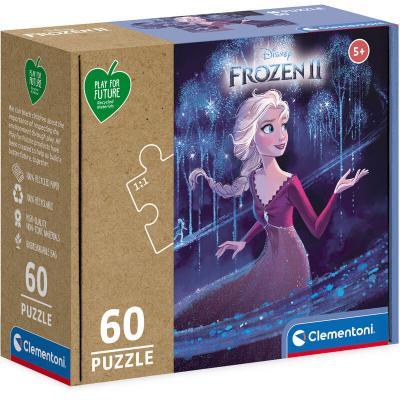 Puzzle Frozen 2 Disney 60pzs - Imagen 1