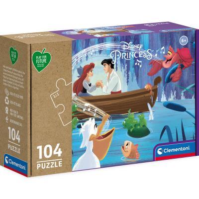 Puzzle La Sirenita Disney 104pzs - Imagen 1