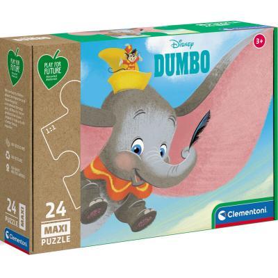 Puzzle Maxi Dumbo Disney 24pzs - Imagen 1