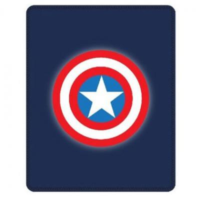 Manta Coralina Vengadores Avengers Marvel - Imagen 1