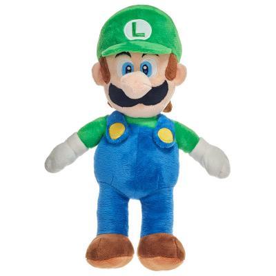 Peluche Luigi Mario Bros 35cm - Imagen 1