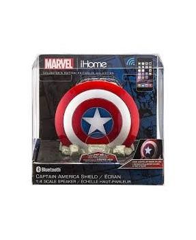 Marvel Ihome Altavoz Escudo...