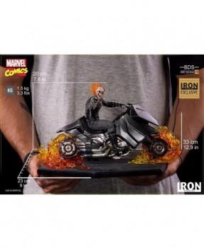 IRON STUDIOS: Ghost Rider