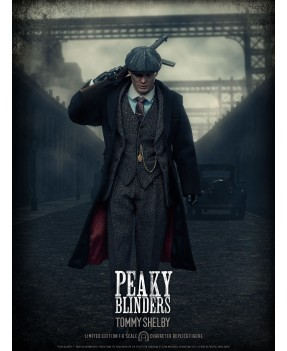 Peaky Blinders: Tommy...