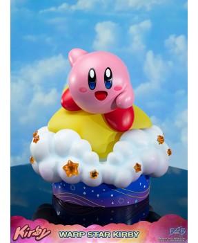F4F Kirby Estatua Warp Star...