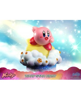 F4F Kirby Estatua Warp Star...