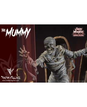 The Creepy Monsters: The Mummy
