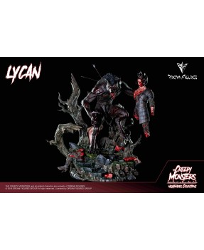 The Creepy Monsters: Lycan
