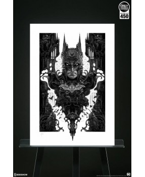 DC Comics: Batman Unframed...