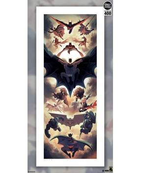 Batman Legacy Art Print by...