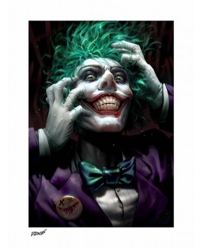 The Joker Just One Bad Day...