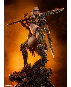 Dragon Slayer: Warrior...